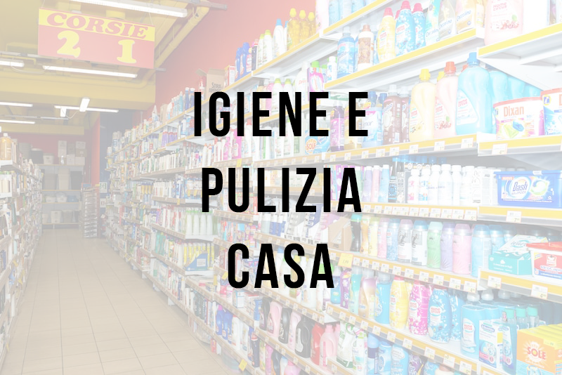 • Igiene e Pulizia Casa